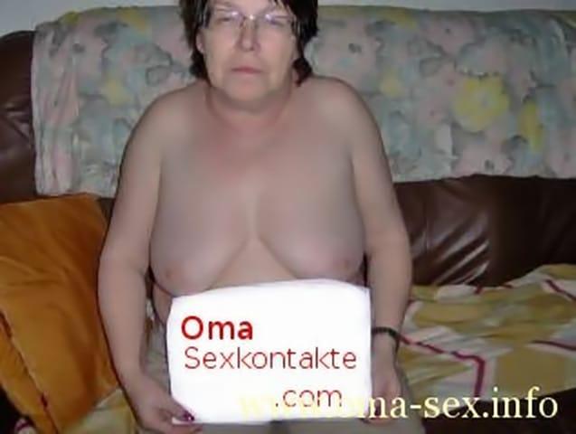 Sex mit Oma Saarbrücken